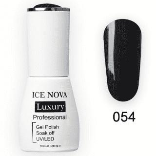 Гель-Лак ICE NOVA Luxury 054 Iron