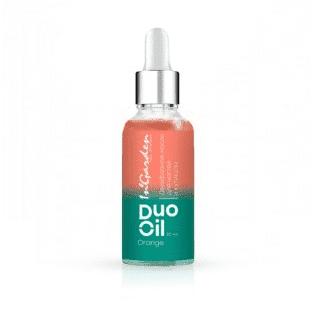 """Двухфазное масло для ногтей и кутикулы """"Апельсин"""", 30 мл."""