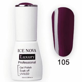 Гель-Лак ICE NOVA Luxury 105 Vintage