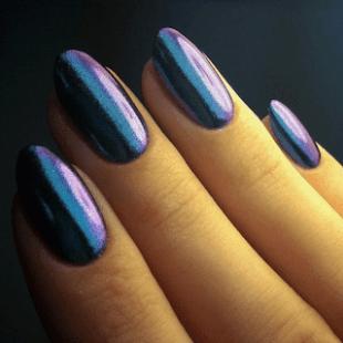 NOVA пигмент хамелеон №01 фиолетово-синий