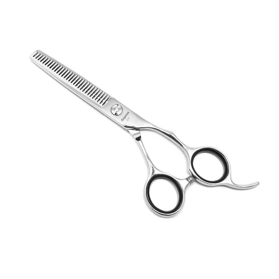 """1171 Ножницы """"Te-scissors"""" филировочные, 5,5''"""
