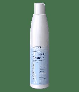 Estel. Шампунь для волос CUREX VERSUS VINTER - защита и питание, 300 мл.
