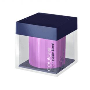 Estel. Коралловая (розовая) маска для волос LUXURY PURPLE BLOND ESTEL HAUTE COUTURE, 200 мл.
