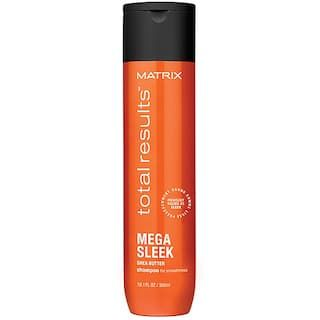 MATRIX Разглаживающий шампунь Total Results Mega Sleek, 300 мл.
