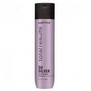 MATRIX Шампунь для нейтрализации желтизны Total Results So Silver , 300 мл.