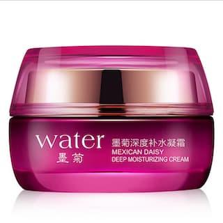 Увлажняющий крем для лица с экстрактом хризантемы Water, 50 гр.