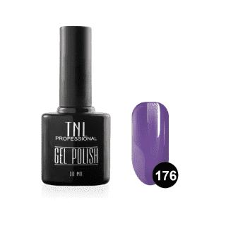 """Цветной гель-лак """"TNL"""" №176 - гелиотроповый (10 мл.)"""