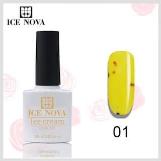 Гель-лак NOVA Ice Cream 001