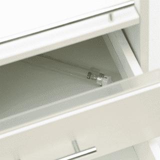 УФ-тумба Kubika (Кубика) 2 ящика, 2 полки