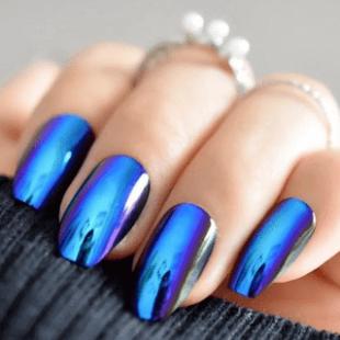 NOVA пигмент хамелеон №05 сине-фиолетовый