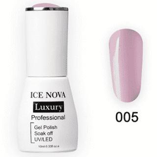 Гель-Лак ICE NOVA Luxury 005 Ballet Slipper