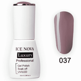 Гель-Лак ICE NOVA Luxury 037 Spice
