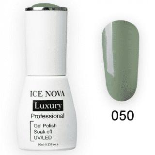 Гель-Лак ICE NOVA Luxury 050 Sage