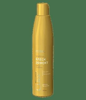 Estel. Блеск-шампунь для всех типов волос CUREX BRILLIANCE, 300 мл.