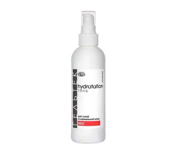 Гель для сухой и нормальной кожи серии NEO (нанокосметика), 100 гр.