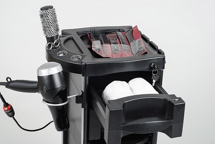 Парикмахерская тележка QA0006