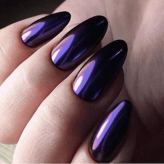 NOVA пигмент хамелеон №03 фиолетово-сливовый