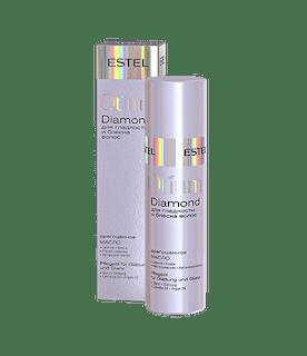 Estel. Драгоценное масло для гладкости и блеска волос OTIUM DIAMOND, 100 мл.