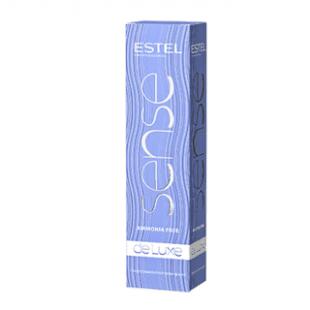 Estel. 6/65 Крем-краска Sense De Luxe, темно-русый фиолетово-красный