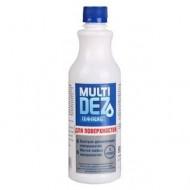 Мультидез-Тефлекс для дезинфекции и мытья поверхностей (пробка) 0,5л