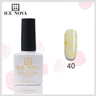 Гель-лак NOVA Ice Cream 040