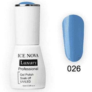 Гель-Лак ICE NOVA Luxury 026 Little Sweet