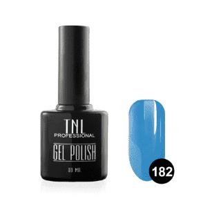 """Цветной гель-лак """"TNL"""" №182 - небесный (10 мл.)"""