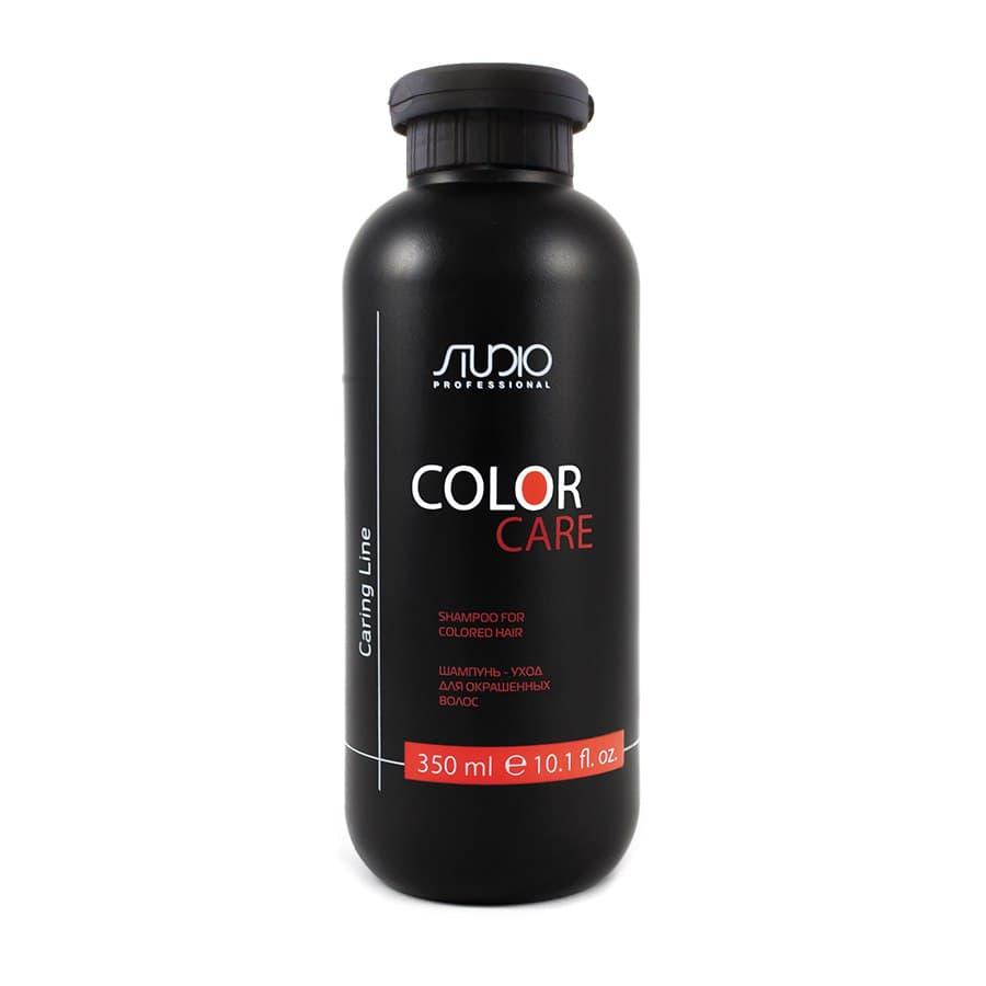 """Шампунь-уход для окрашенных волос """"Color Care"""", 350 мл."""