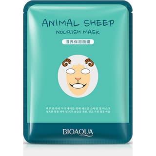 Маска для лица Animal Face Sheep, 30 гр.
