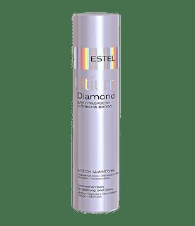 Estel. Блеск-шампунь для гладкости и блеска волос OTIUM DIAMOND, 250 мл.