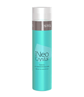 Estel. Шампунь-уход для ламинированных волос ESTEL iNeo-Crystal, 250 мл.