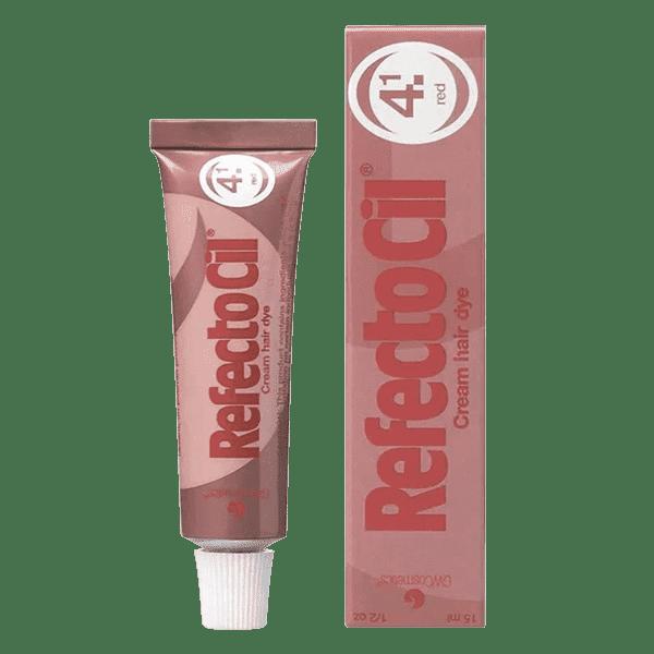 Refectocil. Краска для бровей и ресниц №4.1 Красный