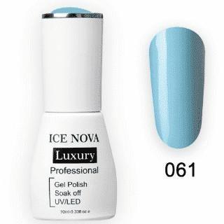 Гель-Лак ICE NOVA Luxury 061 Chiffon